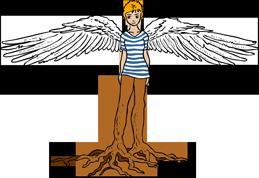 Zwei Dinge sollten Kinder von ihren Eltern bekommen: Wurzeln und Flügel - Goethe